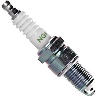 Picture of NGK 7727 BP6EY V-Power Spark Plug