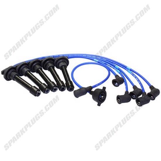 Picture of NGK 8025 HE66 Ignition Wire Set