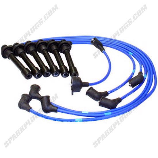 Picture of NGK 8044 HE86 Ignition Wire Set