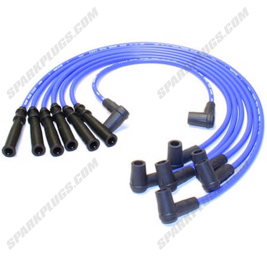 Picture of NGK 8078 IX47 Ignition Wire Set