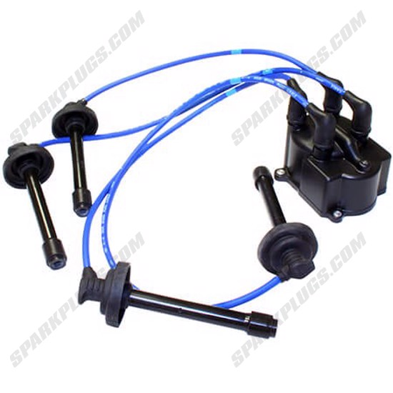Picture of NGK 8125 TE16 Ignition Wire Set