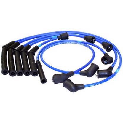 Picture of NGK 9056 NE77A Ignition Wire Set