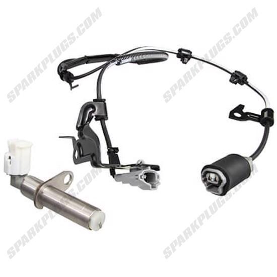 Picture of NTK 72192 AB0404 ABS Wheel Speed Sensor