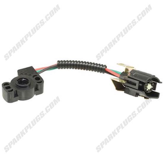 Picture of NTK 75309 TH0108 Throttle Position Sensor