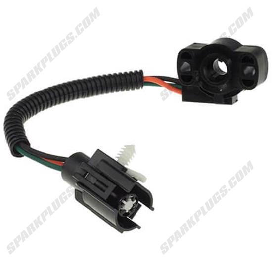 Picture of NTK 75385 TH0131 Throttle Position Sensor