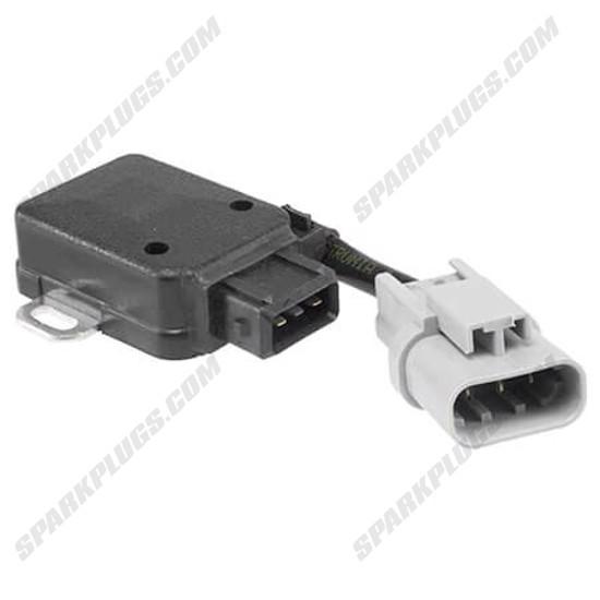 Picture of NTK 75437 TH0201 Throttle Position Sensor