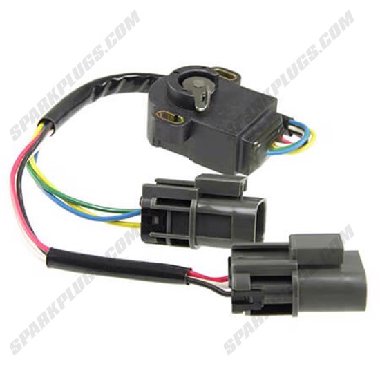 Picture of NTK 75456 TH0153 Throttle Position Sensor