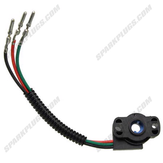 Picture of NTK 75514 TH0107 Throttle Position Sensor