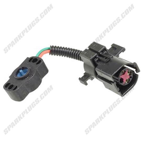 Picture of NTK 75519 TH0096 Throttle Position Sensor