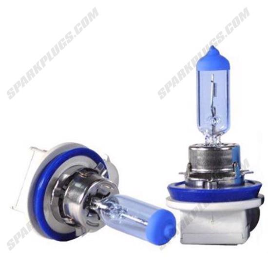 Picture of Perde H11-55-BX2 Platinum Halogen Bulb 2-Pack