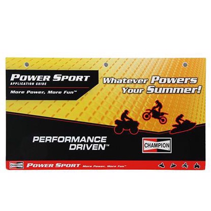 Picture of Champion Powersport Flip Chart