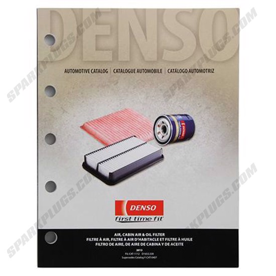 Picture of 2016 Denso Filter Catalog