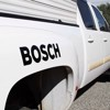 Picture of Black Bosch Die-Cut Decal