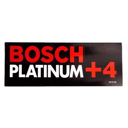 Picture of Bosch +4 Sticker