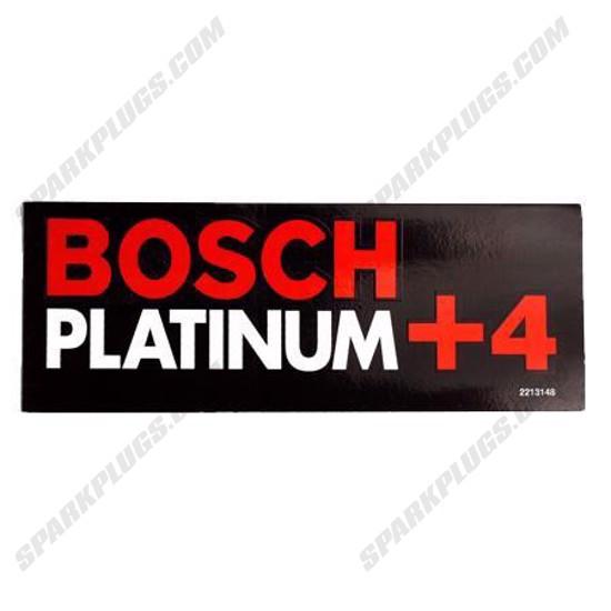 Picture of Bosch +4 Sticker