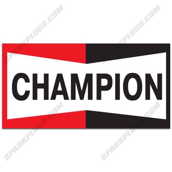 Picture of Champion Sticker - 8 Inch