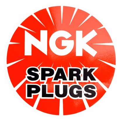 Picture of NGK 5 Inch Round Sticker