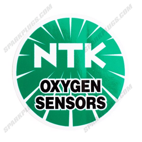 Picture of Green NTK Sticker - 3 Inch
