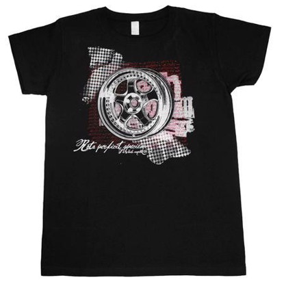 Picture of Wheel Sketch Women's T-Shirt