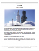 "Parli Release #31: ""SpaceX"""