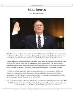 "Extemp Release #42: ""Mike Pompeo"""