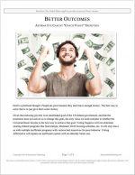 "NSDA Lincoln-Douglas Release #33: ""Better Outcomes"" (AFF)"