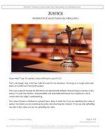 "Stoa Lincoln-Douglas Release #19: ""Justice"" (AFF)"