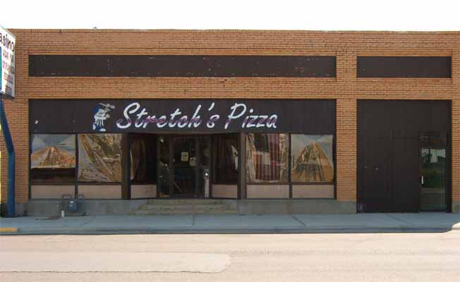 Stretch's Pizza | Missouri River Country