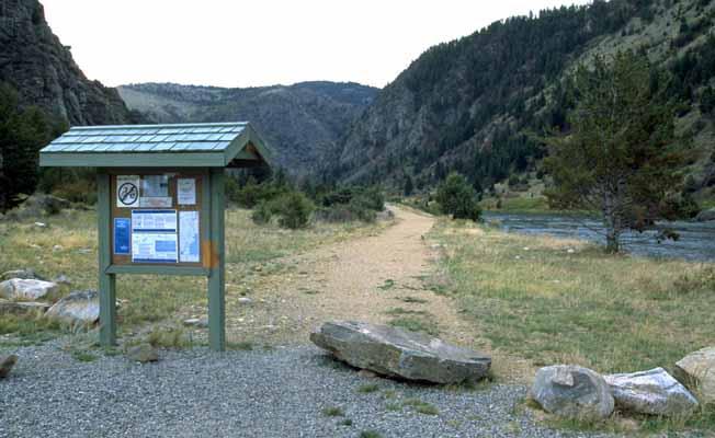 Bear Trap Canyon Wilderness