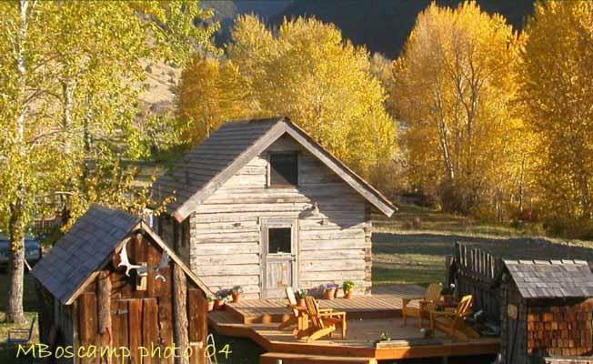 Homestead Cabin at Old Chico profile image