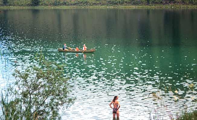Wade Lake Campground