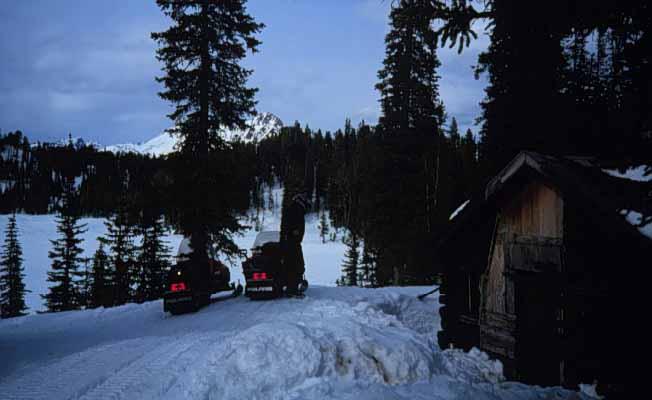 Round Lake Snowmobile Trail profile image