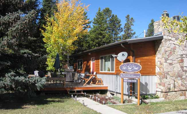 Blue Cloud House profile image