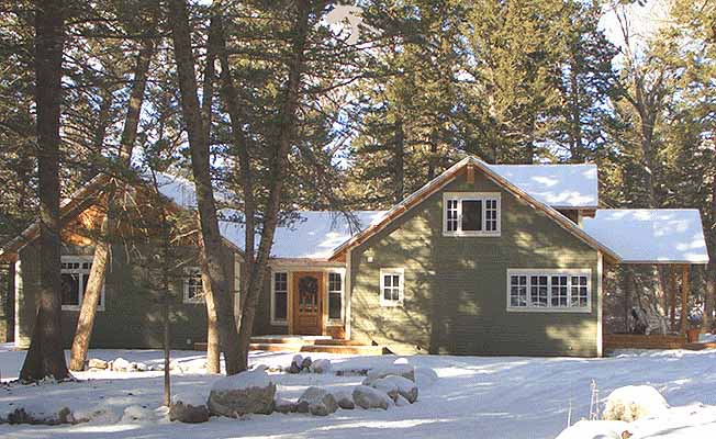 Montana Creekside Guest House profile image