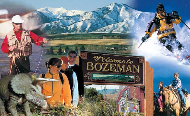 Bozeman Convention and Visitors Bureau profile image