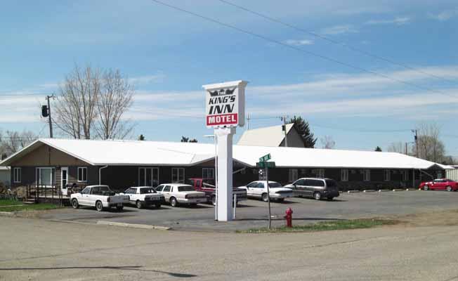The Kings Inn Motel | Missouri River Country
