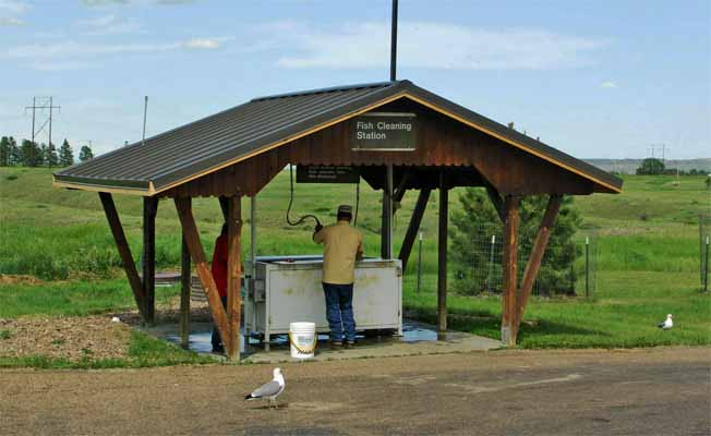 Fort Peck West Campground | Missouri River Country