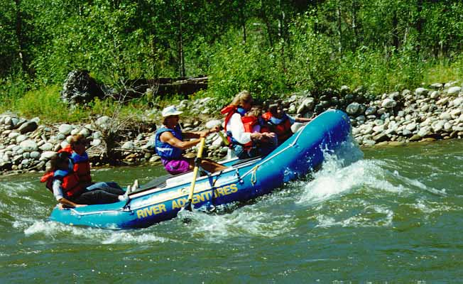 Absaroka River Adventures profile image