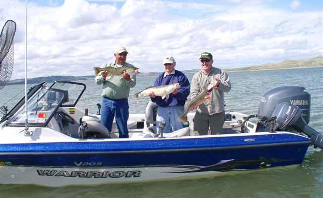 Kibler Charter Fishing | Missouri River Country