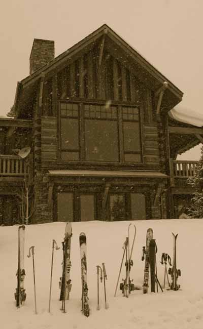 Rustic Timbers Mountain Retreat profile image