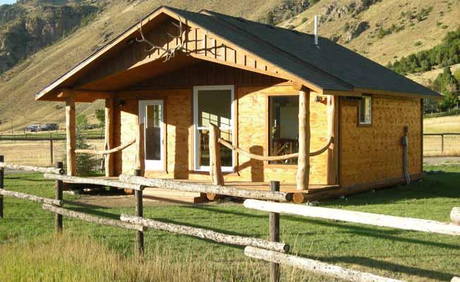 Electric Peak Cabin profile image