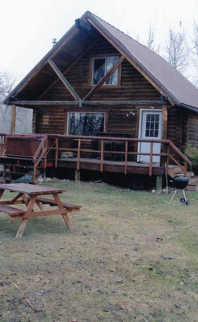 Kelly's Rock Creek Cabin profile image