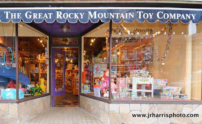 The Great Rocky Mountain Toy Company profile image