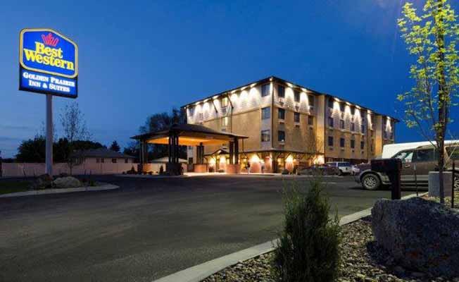Best Western Golden Prairie Inn & Suites | Missouri River Country