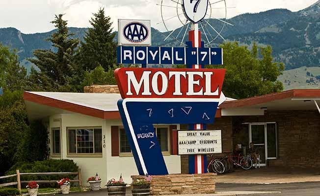 Royal 7 Budget Inn profile image