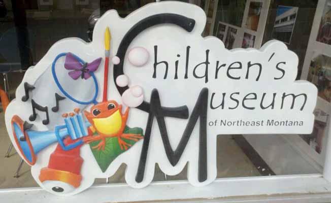 Children's Museum of Northeast Montana | Missouri River Country