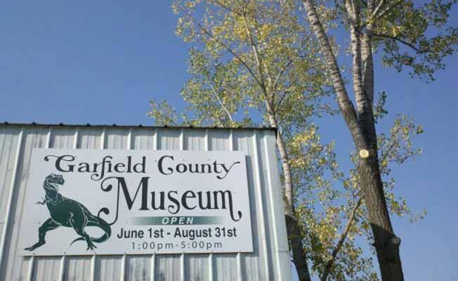 Garfield County Museum | Missouri River Country