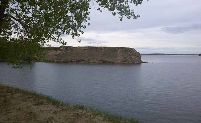 Fresno Reservoir Tailwater Fishing Access Site | Missouri River Country