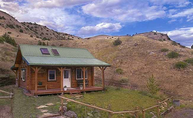 Montana Cabin Retreats profile image