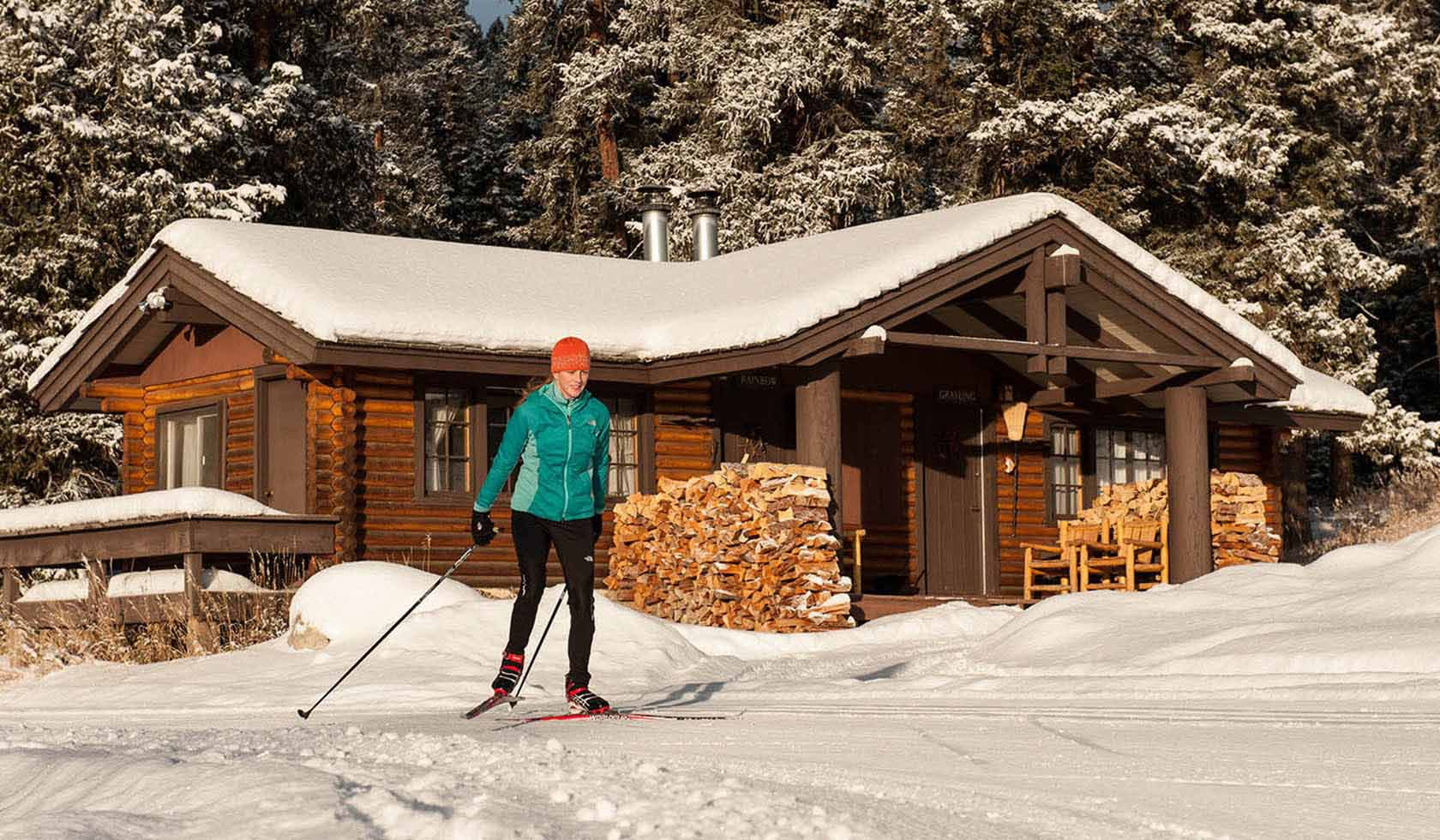 Lone Mountain Ranch Cross-Country Ski Trails profile image